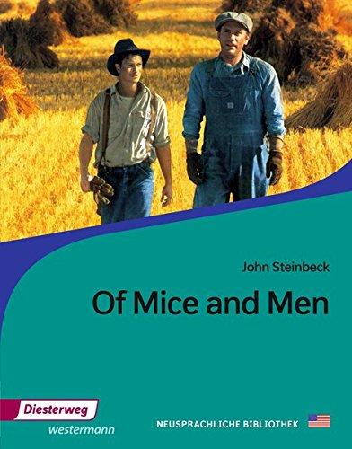 Diesterwegs Neusprachliche Bibliothek - Englische Abteilung: Of Mice and Men: Textbook: Sekundarstufe II / Textbook (Diesterwegs Neusprachliche Bibliothek - Englische Abteilung: Sekundarstufe II)