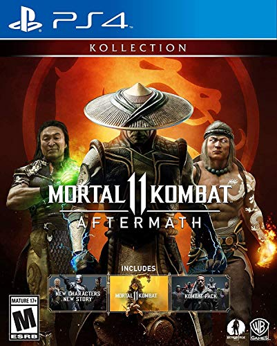 Mortal Kombat 11: Aftermath Kollection (PS4 / XB1 / Switch)  $25 at Amazon