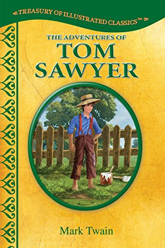 The Adventures of Tom Sawyer-Treasury of Illustrated Classics Storybook Collection