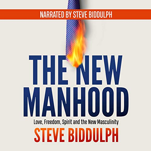 The New Manhood audiobook cover art