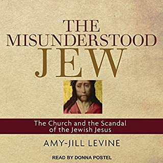 The Misunderstood Jew cover art