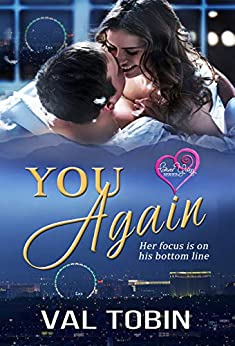 You Again: A Second Chance Romance (Forever Young Series) by [Val Tobin, Paradox Book Covers, Kelly Hartigan (XterraWeb)]