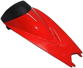 Bike Rear Seat Cover Top Fairing Cowl For 2009-2016 APRILIA RSV4 R 1000 APRC 2010 2011 2012 2013 2014 2015 (Red)