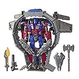 JINJIND Juguetes de Transformers, Dominio SS44 Optimus PRIMETHITH CARRERO Robot TRANSFORMACIÓN Modelo Juguete Regalos Super rentables para niños