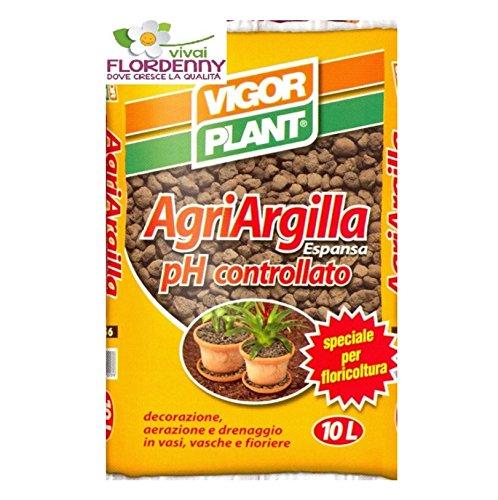 Arcilla expandida 10Lt.