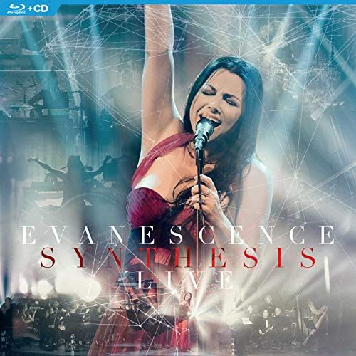 Synthesis Live Whit Orchestra 2018 (Cd+B.Ray)