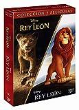 Pack DVD: El Rey León (clásico) + El Rey León (imagen real)