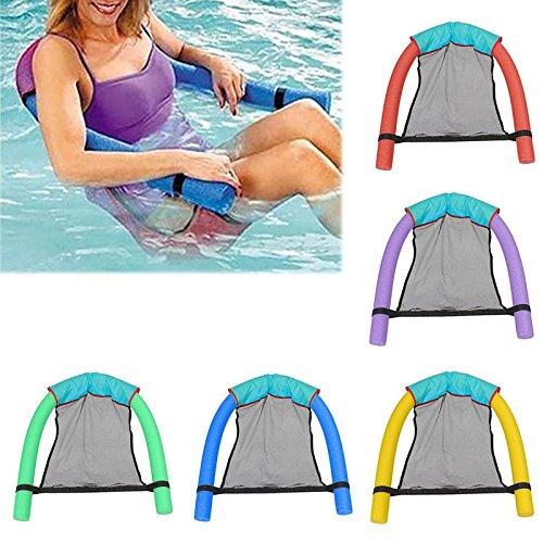 KongLyle Neuer Pool Schwimmender Stuhl Schwimmbäder Sitze Amazing Floating Bed Chair Nudel Stühle