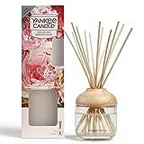 YANKEE CANDLE Diffusore di Aroma a Bastoncini, Rose Appena recise, 120 ml, Durata della fragranza: Fino a 10 Settimane