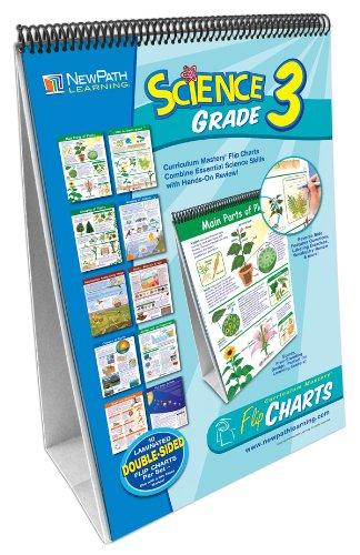 Nouveau parcours d'apprentissage NP-343001 sciences Flip Chart Set Gr 3