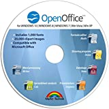 Office Suite 2021 Edition CD DVD 100% compatible with Microsoft® Word® and Excel® for Windows 10-8-7-Vista-XP