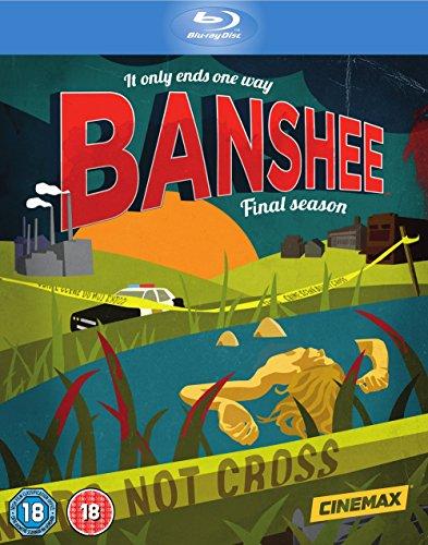 Banshee - Season 4 [Blu-ray] UK-Import, Sprache-Englisch
