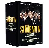Coffret Georges Simenon: Le Chat + L'étoile du Nord + L'horloger de Saint-Paul +...