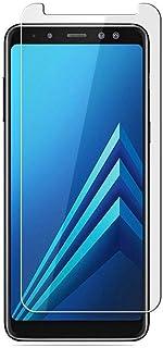 شاشة حماية زجاجية من انيكس لاجهزة سامسونج جالكسي A8 2018