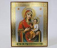 イコン 聖母マリア 生神女マリヤ ホデゲトリア型 聖母子