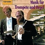 6 Piezas de clarines para trompeta y organo, uber Themen von Lully: I. Entrada de clarines