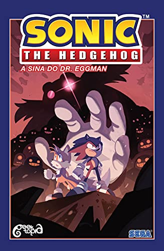 Sonic The Hedgehog – Volume 2: A sina do Dr. Eggman