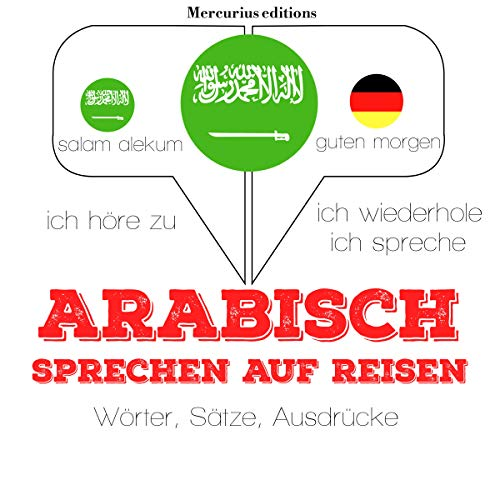 Arabisch sprechen auf Reisen Titelbild