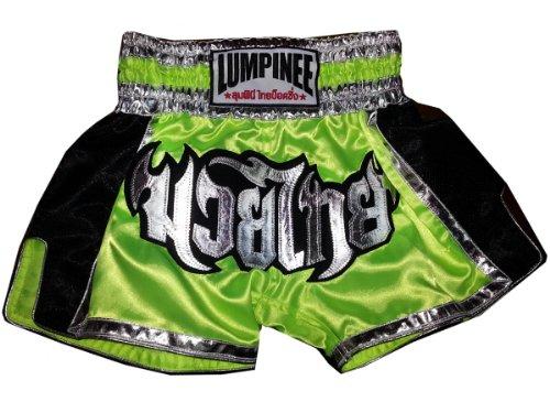 Lumpinee Muay Thai Kick Boxing Pantalones Cortos lum-024