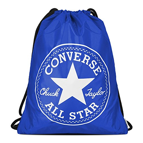 Converse Big Logo Turnbeutel, blau, One Size