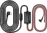 AUTO-VOX 2A Car Camera Dash cam Hardwire kit-Mini Fuse Type-C USB Port 12V-5A for V5