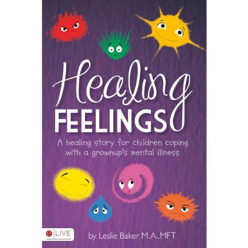Healing Feelings audiobook cover art