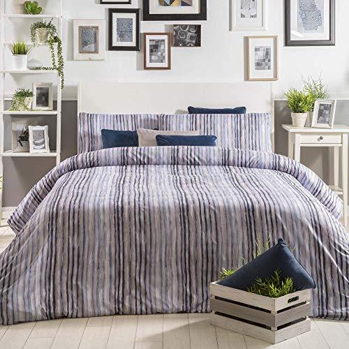 Sancarlos påslakan säng 90 cm grå