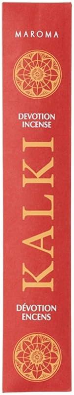 強います結果雇うカルキ デヴォーション (KALKI DEVOTION) (慈悲深い愛) 10本(25g) お香