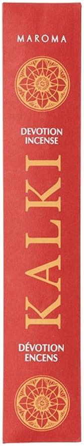 伝導そこ優遇カルキ デヴォーション (KALKI DEVOTION) (慈悲深い愛) 10本(25g) お香
