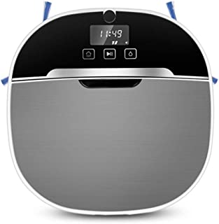 WSJTT Smart Sweeping Robot Mobile APP Smart Home Automatic Vacuum Cleaner,Powerful Suction Tangle-Free,Slim Design,Auto Ch...