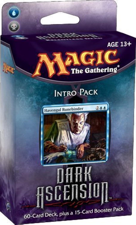 Magic the Gathering Dark Ascension DKA Sealed Intro Starter Deck schwarz Blau Relentless Dead by Magic  The Gathering (English Manual) B00NZEBCGE Hohe Sicherheit  | Qualität und Quantität garantiert