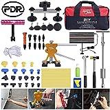 HIP TEC Kit Usato per Riparare le Ammaccature Auto, martello scorrevole con barra a T, kit di estrazione per ammaccature a martello con linguetta di estrazione