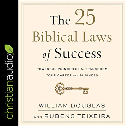 The 25 Biblical Laws of Success cover art