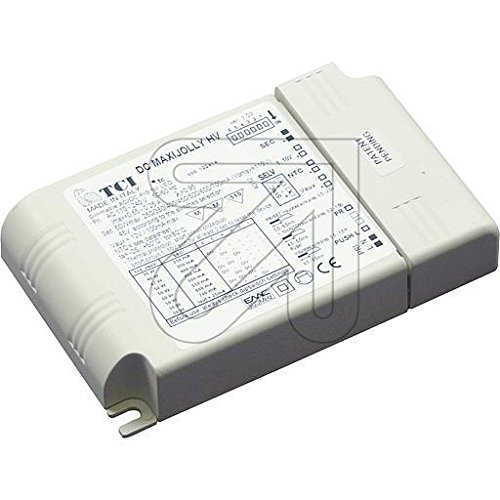 TCI Netzgerät 350/500/700mA / 5-40/50W dimmbar/DC Maxi Jolly HV / 122414