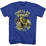 American Classics Shrek Movie That'll Do Donkey That'll Do Adult T-Shirt Tee