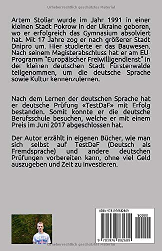 Testdaf Schriftlicher Ausdruck Viele Beispiele German Edition Buy Online In Faroe Islands At Desertcart Productid 69015361
