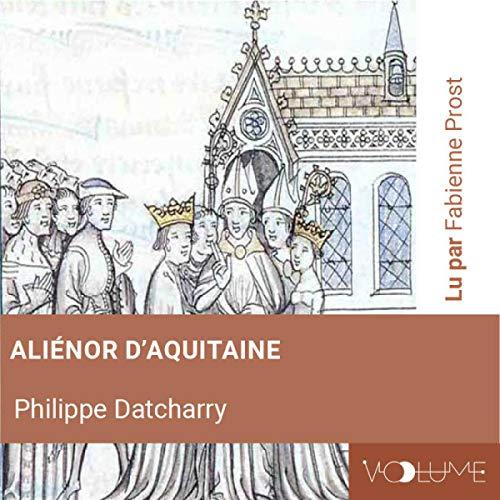 Aliénor d'Aquitaine cover art