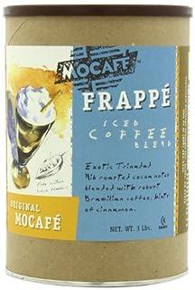 MOCAFE Frappe Original Mocafe, Ice Blended Coffee, 3-Pound Tin (B001ABUY9K) | Amazon price tracker / tracking, Amazon price history charts, Amazon price watches, Amazon price drop alerts