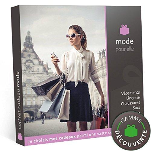 Coffret Mode & Beauté Femme (Gamme Découverte)