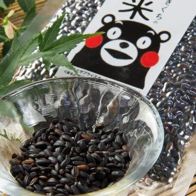 ファームきくち『九州の大自然しらき黒米もち麦』