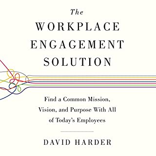 The Workplace Engagement Solution audiobook cover art