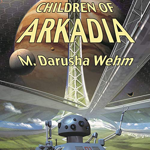 Children of Arkadia cover art