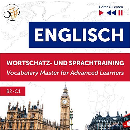 Englisch Wortschatz- und Sprachtraining. B2-C1 - Hören & Lernen Titelbild
