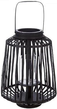 JJA Lanterne Exotique - Bois Noir