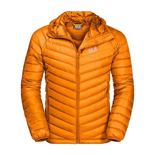 Jack Wolfskin Herren Atmosphere Jacke-1204421 Jacke, Rusty orange, XL