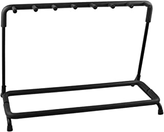Sponsored Ad – Feibrand Guitar Stand Multiple Rack Multi: 7 Way Holder for Acoustic Bass Floor Stands Storage Display Mult...