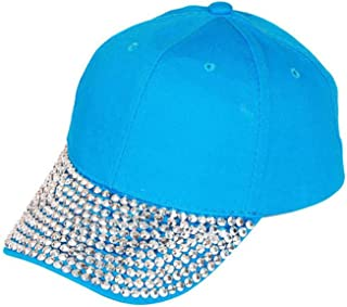Studded Bill Baseball Cap