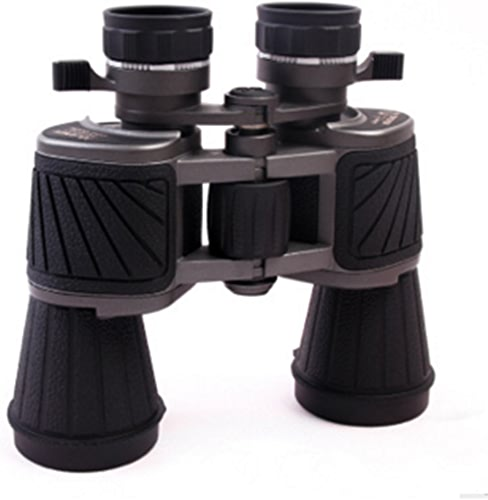 Télescope FXJWYJ Dernier modèle Jumelles 10X50 binoculaire HD oculaire Focus résistant à l'usure Anti-Chute
