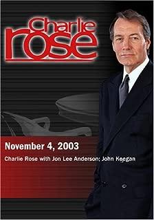 Charlie Rose November 4, 2003
