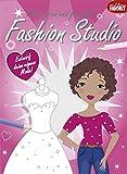 Fashion Studio Entwerfen und Gestalten (rot): Entwirf deine eigene Mode! -